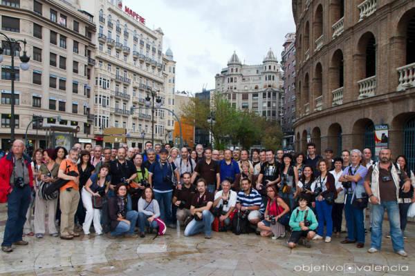 Photowalk Valencia 2011