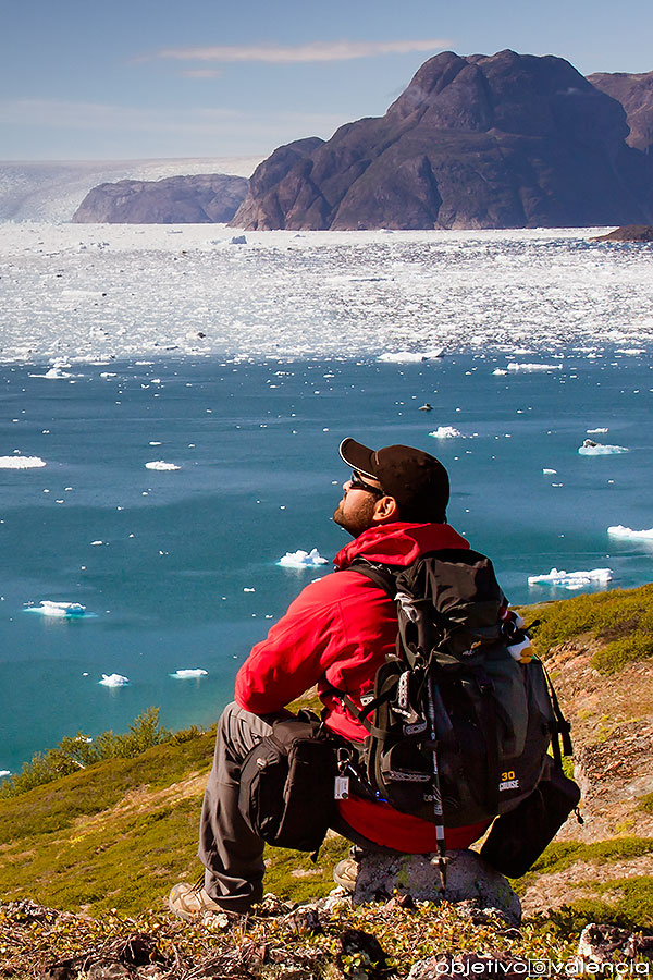 Montaña y fotografía: equipo necesario y su transporte