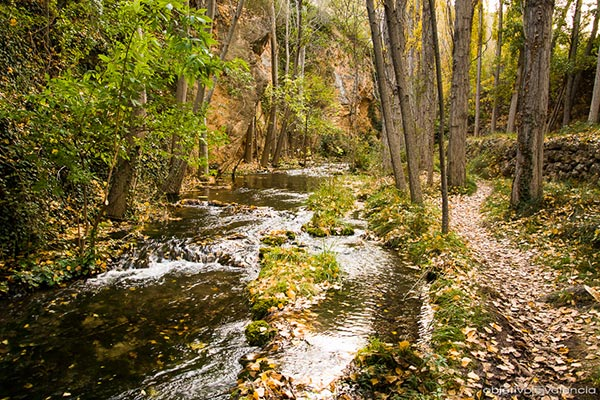 Por la vega del río Bohilgues