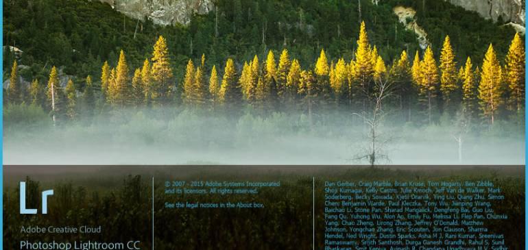 Novedades del nuevo Adobe Photoshop Lightroom 6 / CC