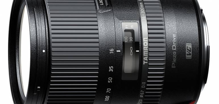 Nuevo Tamron 16-300mm F/3.5-6.3 Di II VC PZD MACRO