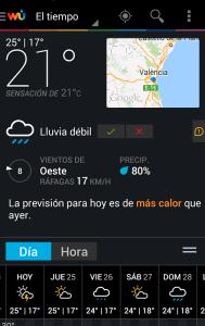 WeatherUnderground
