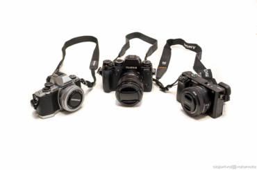 Cómo elegir tu cámara sin espejo