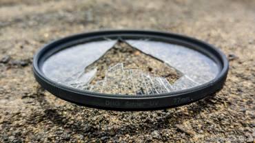 Por qué deberías utilizar un filtro para proteger tus objetivos
