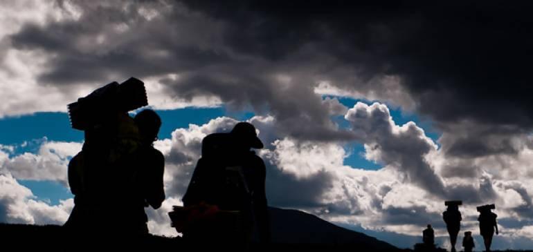 El Kungsleden: travesía en Laponia