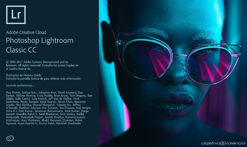Novedades del nuevo Lightroom CC y Classic