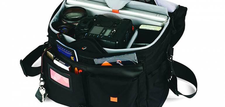 Tipos de bolsas para transportar nuestra cámara
