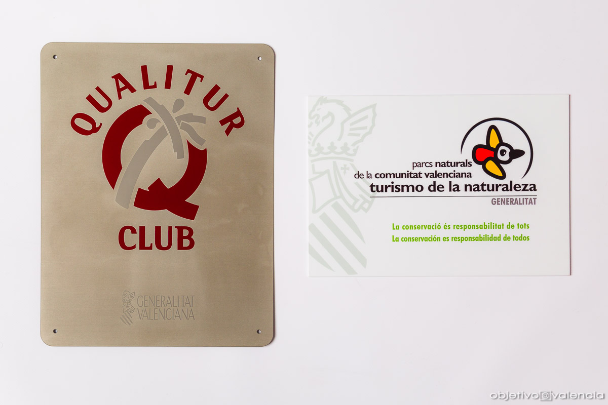 Objetivo Valencia recibe dos distintivos de calidad