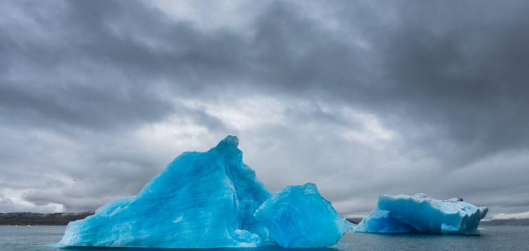 """Jornadas """"Viviendo el Ártico: El deshielo humano"""""""