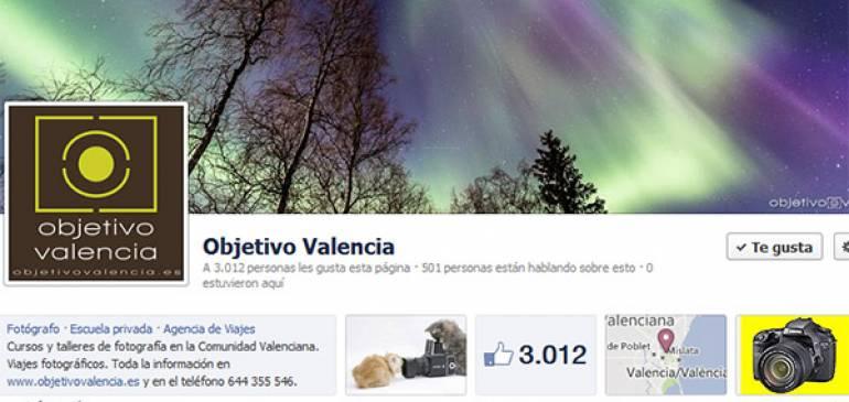 ¡Ya somos más de 3000 amigos en Facebook!