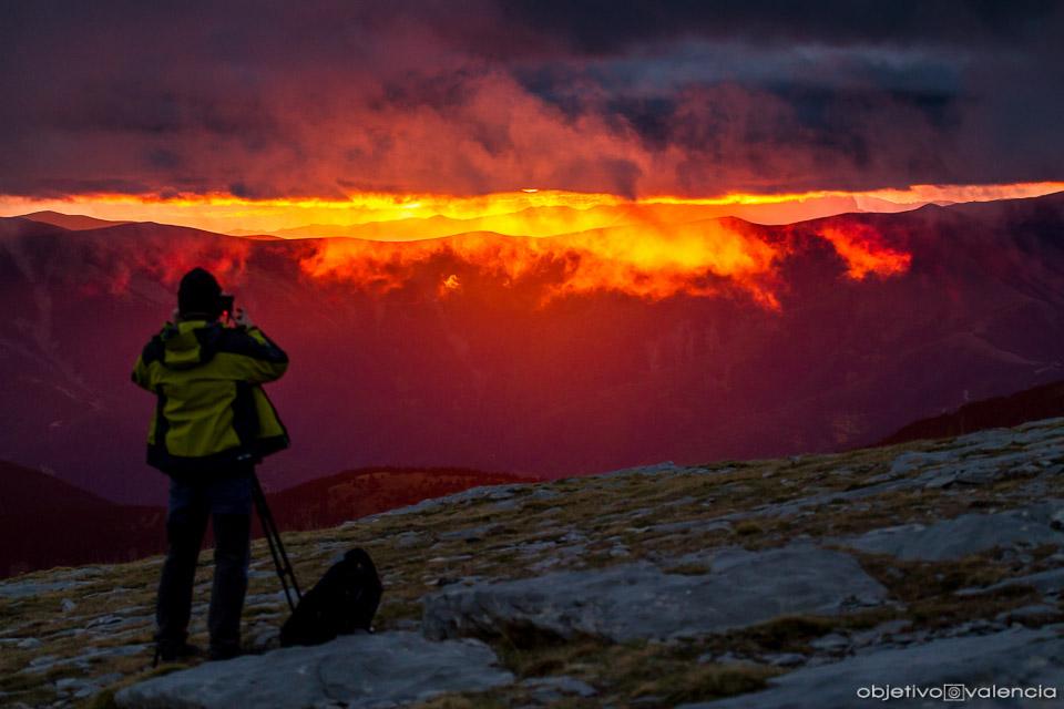 Luz en Ordesa: resumen del taller de otoño