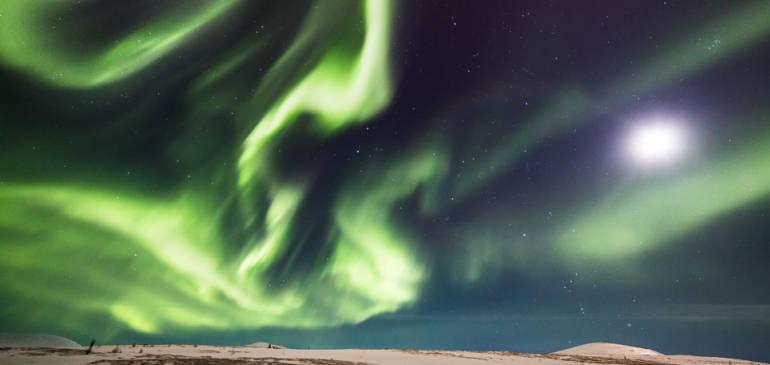 Charla viaje fotográfico Auroras Boreales